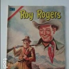 Tebeos: ROY ROGERS, AÑO XIII, Nº 335. NOVARO, 1974.. Lote 114704311