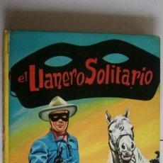 Tebeos: EL LLANERO SOLITARIO, COLECCION JUVENIL, 1964, EDICIONES FHER, PASTAS DURAS. Lote 114725007
