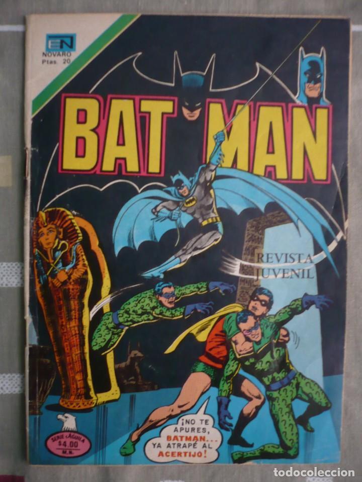 BATMAN (NOVARO) (Tebeos y Comics - Novaro - Batman)