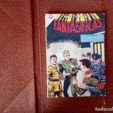 Tebeos: HISTORIAS FANTÁSTICAS NÚMERO 115, NOVARO. AÑO 1964. EL GRAN SECRETO DE ADOLFO HITLER.. Lote 115089871