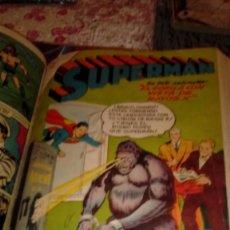 Tebeos: SUPERMAN NOVARO TOMO CON 19 NÚMEROS BAJOS EN MUY BUEN ESTADO.. Lote 115114659