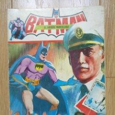 Tebeos: BATMAN EL HOMBRE MURCIELAGO IX - LIBRO COMIC - ED. NOVARO 1978 - LIBRO COMIC . Lote 115189699