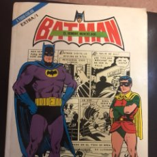 Tebeos: BATMAN EDITORIAL NOVARO EXTRA NÚMERO 1. Lote 115311336