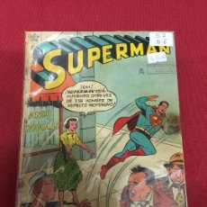 Tebeos: SUPERMAN NUMERO 57 NORMAL ESTADO REF.19. Lote 115373399