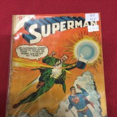 Tebeos: SUPERMAN NUMERO 95 NORMAL ESTADO REF.19. Lote 115374279