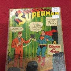 Tebeos: SUPERMAN NUMERO 93 BUEN ESTADO REF.19. Lote 115374387