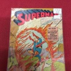 Tebeos: SUPERMAN NUMERO 100 BUEN ESTADO REF.19. Lote 115374539