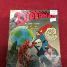 Tebeos: SUPERMAN NUMERO 102 BUEN ESTADO REF.19. Lote 115374587