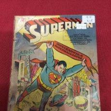 Tebeos: SUPERMAN NUMERO 99 NORMAL ESTADO REF.19. Lote 115378411