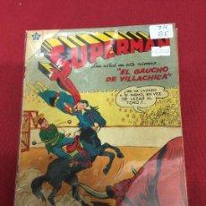 Tebeos: SUPERMAN NUMERO 74 BUEN ESTADO REF.19. Lote 115378459