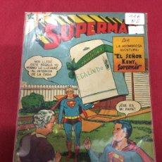 Tebeos: SUPERMAN NUMERO 116 NORMAL ESTADO REF.19. Lote 115378715