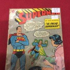Tebeos: SUPERMAN NUMERO 215 NORMAL ESTADO REF.19. Lote 115378795