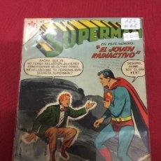 Tebeos: SUPERMAN NUMERO 123 BUEN ESTADO REF.19. Lote 115378871