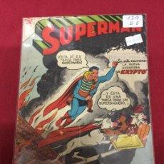 Tebeos: SUPERMAN NUMERO 139 BUEN ESTADO REF.19. Lote 115378951