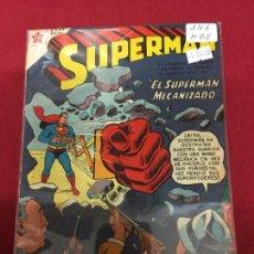 Tebeos: SUPERMAN NUMERO 141 BUEN ESTADO REF.19. Lote 115378963