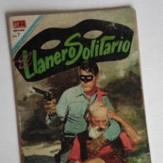 Tebeos: EL LLANERO SOLITARIO, Nº 205. NOVARO 1970. Lote 115595323