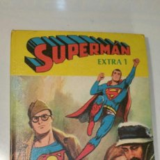 Tebeos: SUPERMAN TOMO EXTRA 1 LIBROCOMIC NOVARO 1978 PASTA DURA 192 PAGINAS COLOR. Lote 146521174