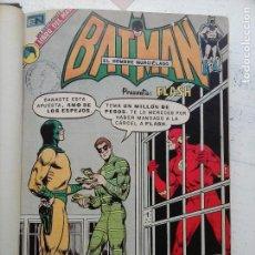 Tebeos: BATMAN EL HOMBRE MURCIELAGO - 12 NºS TOMO MUY BIEN CONSERVADOS. Lote 115743847
