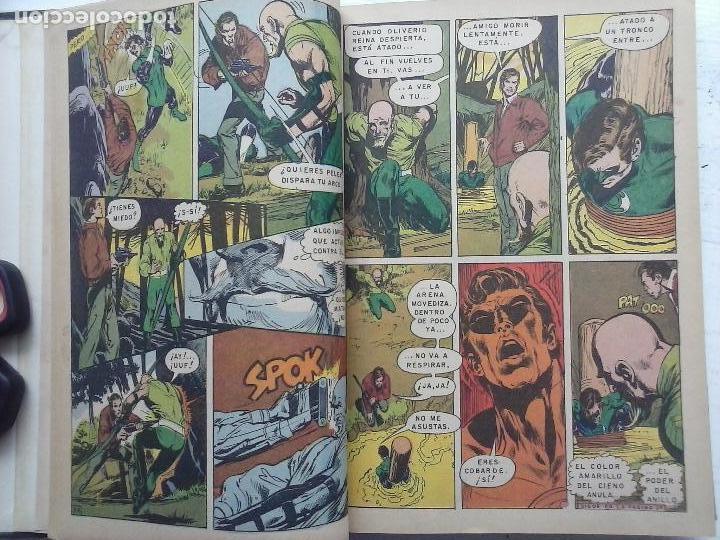 Tebeos: BATMAN EL HOMBRE MURCIELAGO - 12 NºS TOMO MUY BIEN CONSERVADOS - Foto 4 - 115743847