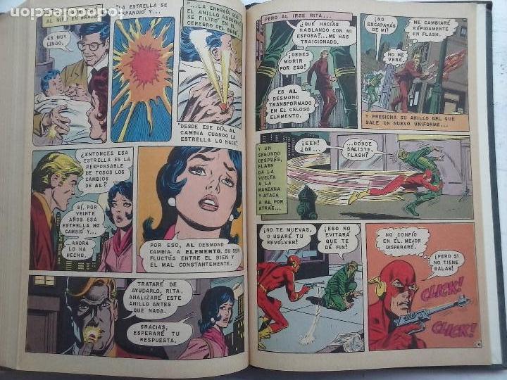 Tebeos: BATMAN EL HOMBRE MURCIELAGO - 12 NºS TOMO MUY BIEN CONSERVADOS - Foto 8 - 115743847
