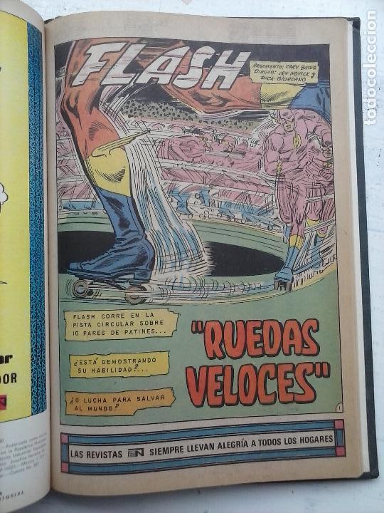 Tebeos: BATMAN EL HOMBRE MURCIELAGO - 12 NºS TOMO MUY BIEN CONSERVADOS - Foto 13 - 115743847