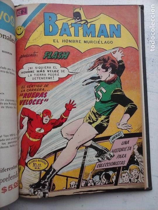 Tebeos: BATMAN EL HOMBRE MURCIELAGO - 12 NºS TOMO MUY BIEN CONSERVADOS - Foto 14 - 115743847