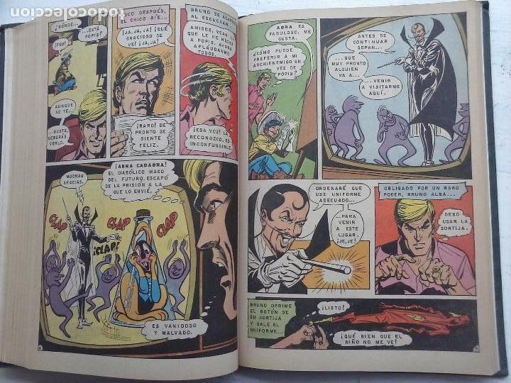 Tebeos: BATMAN EL HOMBRE MURCIELAGO - 12 NºS TOMO MUY BIEN CONSERVADOS - Foto 18 - 115743847