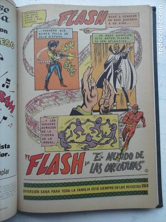 Tebeos: BATMAN EL HOMBRE MURCIELAGO - 12 NºS TOMO MUY BIEN CONSERVADOS - Foto 19 - 115743847