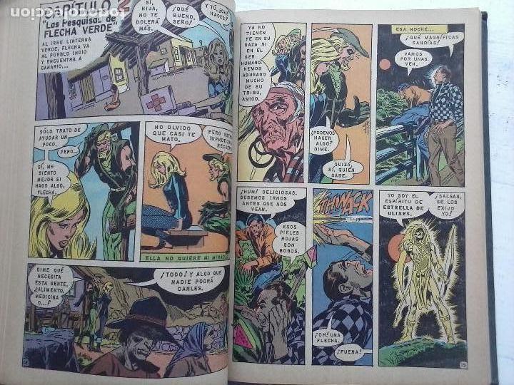 Tebeos: BATMAN EL HOMBRE MURCIELAGO - 12 NºS TOMO MUY BIEN CONSERVADOS - Foto 27 - 115743847