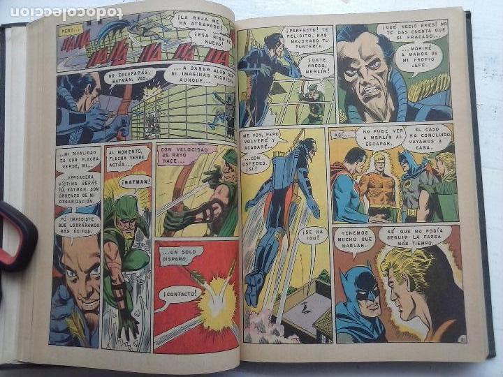 Tebeos: BATMAN EL HOMBRE MURCIELAGO - 12 NºS TOMO MUY BIEN CONSERVADOS - Foto 33 - 115743847