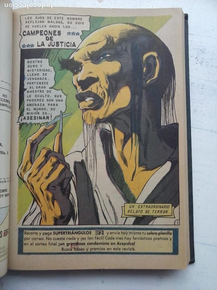 Tebeos: BATMAN EL HOMBRE MURCIELAGO - 12 NºS TOMO MUY BIEN CONSERVADOS - Foto 34 - 115743847