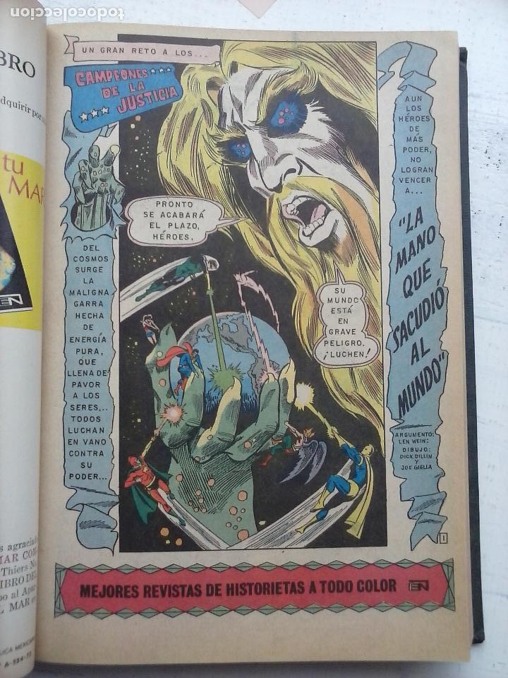 Tebeos: BATMAN EL HOMBRE MURCIELAGO - 12 NºS TOMO MUY BIEN CONSERVADOS - Foto 38 - 115743847
