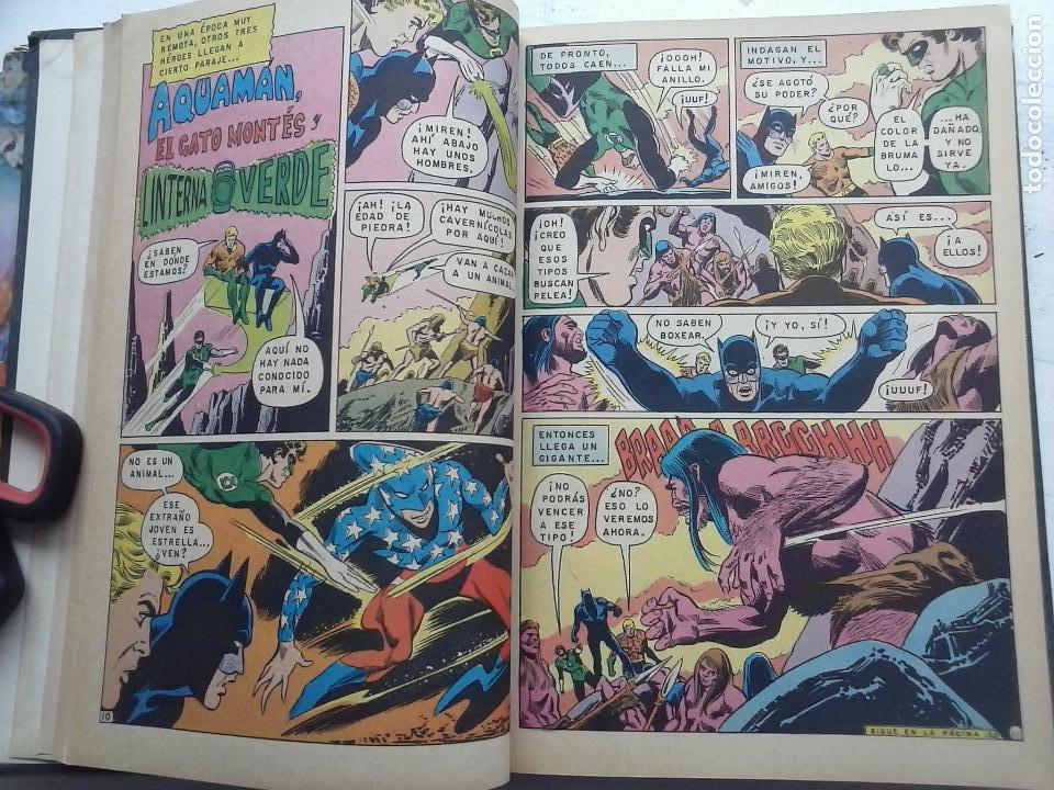 Tebeos: BATMAN EL HOMBRE MURCIELAGO - 12 NºS TOMO MUY BIEN CONSERVADOS - Foto 41 - 115743847