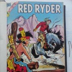 Tebeos: RED RYDER NOVARO - FRED HARMAN - 12 TEBEOS MUY BUEN ESTADO. Lote 115745895