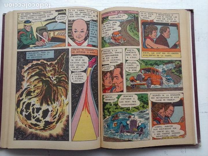 Tebeos: SUPERMAN NOVARO - 12 TEBEOS MUY BIEN CONSERVADOS - Foto 6 - 115747059