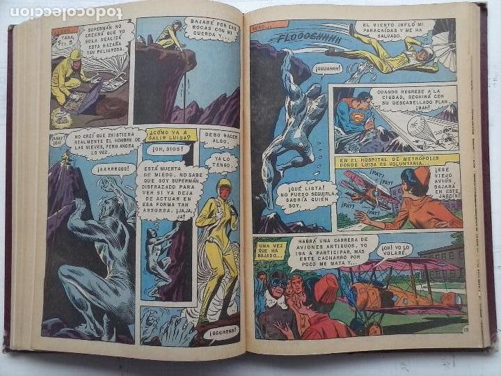 Tebeos: SUPERMAN NOVARO - 12 TEBEOS MUY BIEN CONSERVADOS - Foto 12 - 115747059