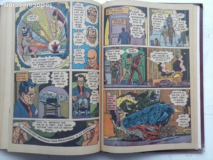 Tebeos: SUPERMAN NOVARO - 12 TEBEOS MUY BIEN CONSERVADOS - Foto 13 - 115747059
