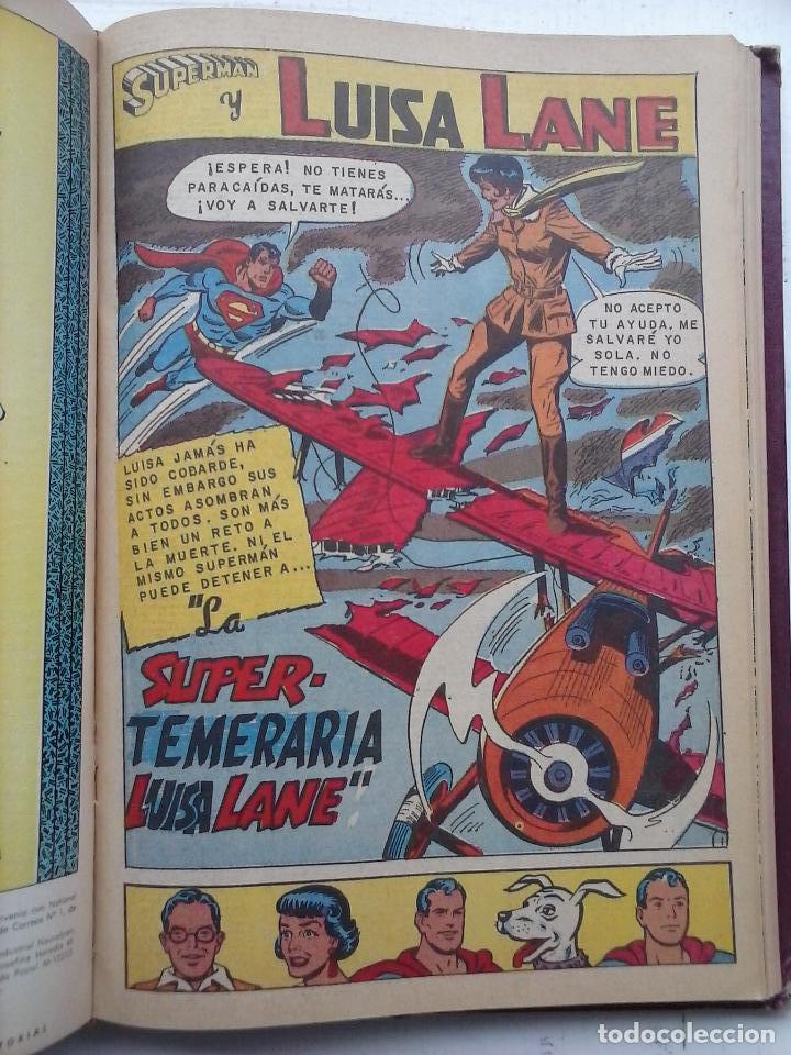 Tebeos: SUPERMAN NOVARO - 12 TEBEOS MUY BIEN CONSERVADOS - Foto 14 - 115747059