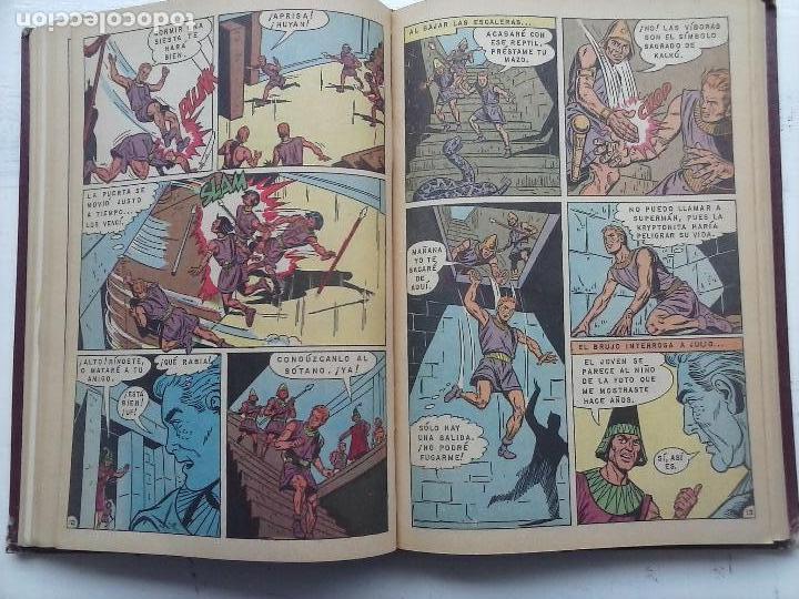 Tebeos: SUPERMAN NOVARO - 12 TEBEOS MUY BIEN CONSERVADOS - Foto 16 - 115747059