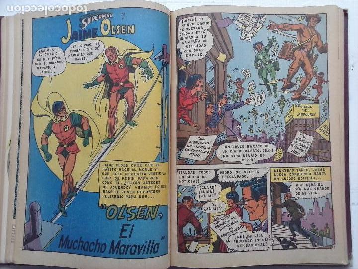 Tebeos: SUPERMAN NOVARO - 12 TEBEOS MUY BIEN CONSERVADOS - Foto 19 - 115747059