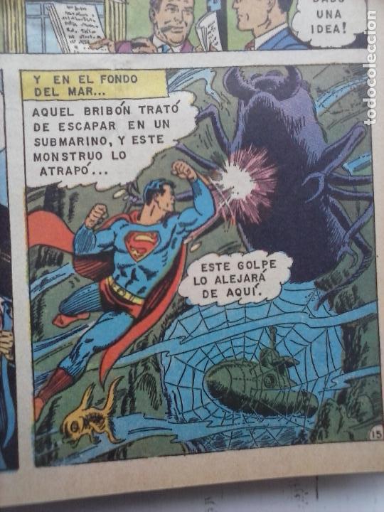 Tebeos: SUPERMAN NOVARO - 12 TEBEOS MUY BIEN CONSERVADOS - Foto 25 - 115747059