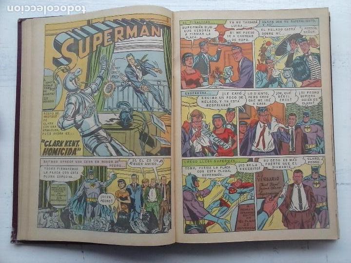 Tebeos: SUPERMAN NOVARO - 12 TEBEOS MUY BIEN CONSERVADOS - Foto 29 - 115747059