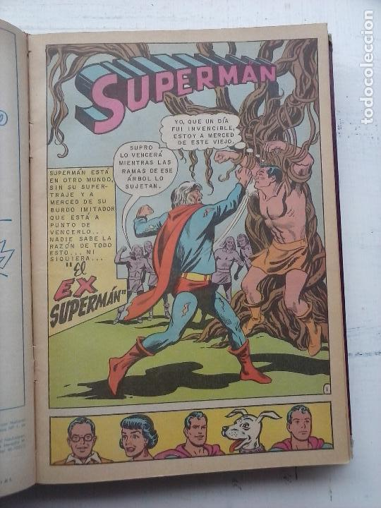 Tebeos: SUPERMAN NOVARO - 12 TEBEOS MUY BIEN CONSERVADOS - Foto 30 - 115747059