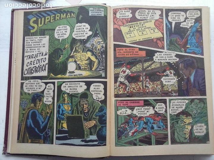 Tebeos: SUPERMAN NOVARO - 12 TEBEOS MUY BIEN CONSERVADOS - Foto 31 - 115747059