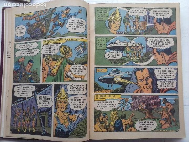 Tebeos: SUPERMAN NOVARO - 12 TEBEOS MUY BIEN CONSERVADOS - Foto 32 - 115747059