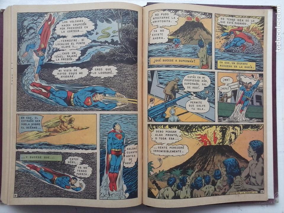 Tebeos: SUPERMAN NOVARO - 12 TEBEOS MUY BIEN CONSERVADOS - Foto 38 - 115747059