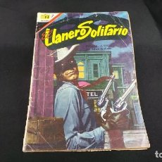 Tebeos: EL LLANERO SOLITARIO ANTIGUO ,TEBEO,CÓMIC RETRO VINTAGE-ORIGINAL NOVARO. Lote 116662859