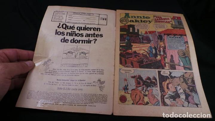 Tebeos: ANNIE DAKLEY SERIE AVENTURA ANTIGUO ,TEBEO,CÓMIC RETRO VINTAGE-ORIGINAL NOVARO,537 - Foto 7 - 116666011