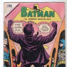 Tebeos: BATMAN # 500 CAMPEONES DE LA JUSTICIA GARDNER FOX & SID GREENE ATOM MARVILA FLASH SUPERMAN STARRO. Lote 116735715