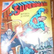 Tebeos: SUPERMAN SERIE AGUILA Nº 2- 1134 - NOVARO -. Lote 117030203